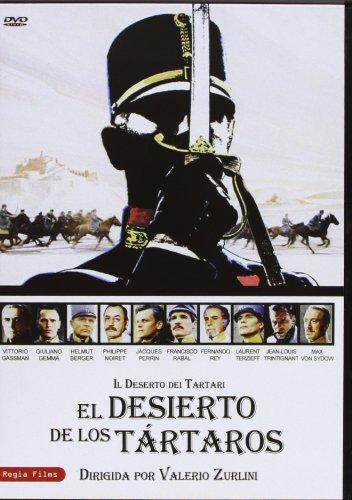 El Desierto De Los Tártaros [DVD]