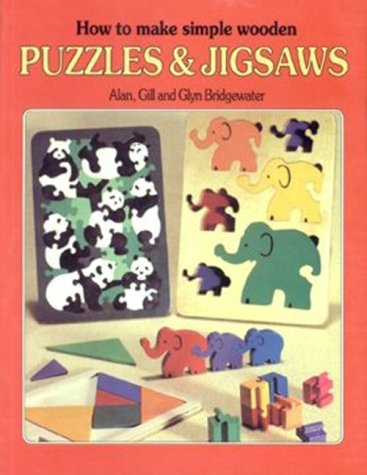 How to Make Simple Wooden Puzzles & Jigsaws