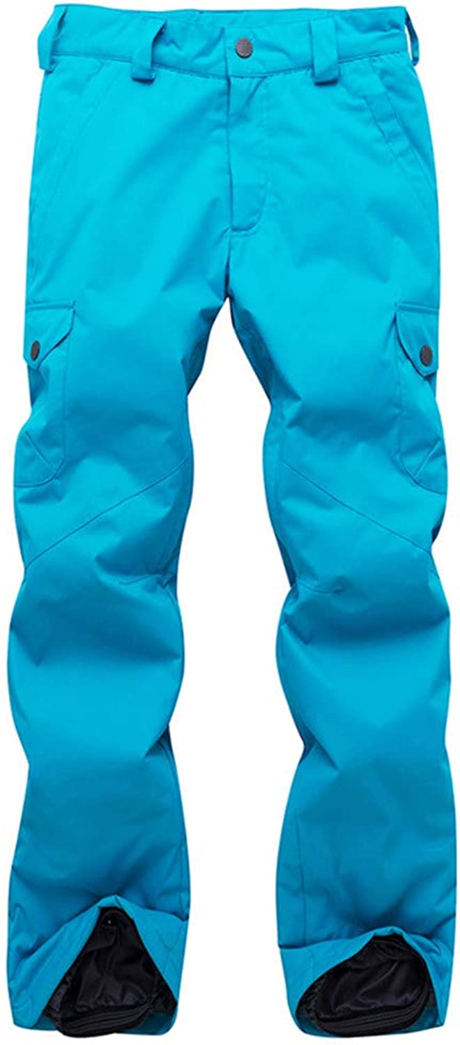 Women's Ski Snow Pants Windproof, RainProof, Warm Skiing Camping   Hiking Snowboarding Poly, EcoFriendly Polyester Pants Trousers   Warm Pants Snow Bib Pants Ski Wear