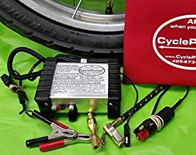 CyclePump EXPEDITION Tire Inflator with 90-degree Chuck