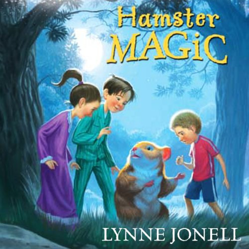 Hamster Magic cover art