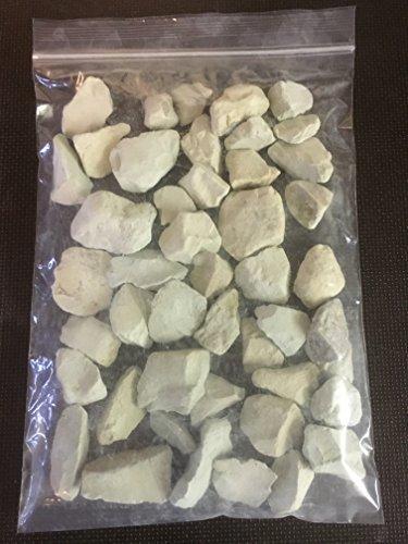 Zeoliet 20-35 mm = decoratie + waterbehandeling + verbergingsmogelijkheid voor garnalen - van Catappa-Leaves in gratis snelle verzending