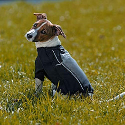 ESKADRON Hundedecke Softshell Fleece, navy, 30 cm