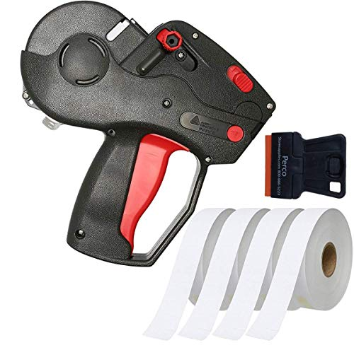 Monarch 1131 Price Gun With Labels Starter Kit: Includes Pricing Gun, 10,000 White Pricing Labels, and Preloaded Inker