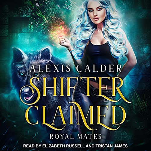 Shifter Claimed cover art