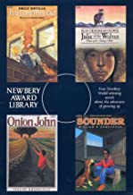Newbery Award Library Box Set: Sounder, Onion John, Julie of the Wolves, It's Like this Cat