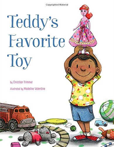 Image of Teddy's Favorite Toy