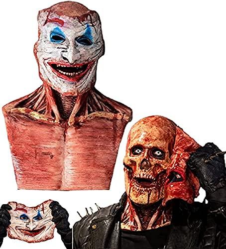 ZMMA 2021 La última máscara de Esqueleto, Tipo ¿Cuál Soy yo?, Máscara de...