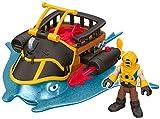 Fisher-Price Imaginext Captain Nemo & Stingray