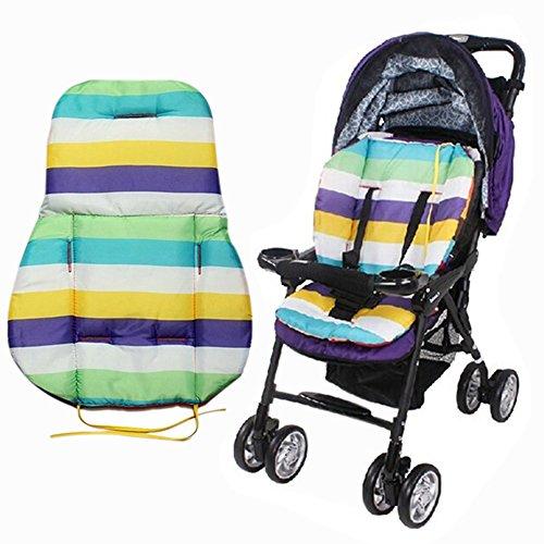 Rainbow bébé enfants chariot Rembourrage Assise Liner Landau Poussette Coussin souple
