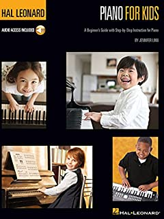 Hal Leonard Piano for Kids: A Beginner's Guide with
