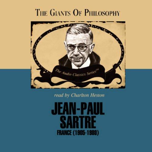 Jean-Paul Sartre copertina