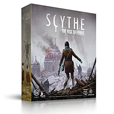 Stonemaier Games Scythe: the Rise of Fenris Game