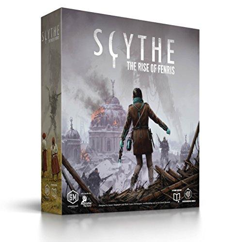 Juego de mesa Stonemaier Games STM600 Scythe (idioma español no garantizado) , color/modelo surtido