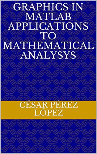 GRAPHICS in MATLAB  Applications to Mathematical Analysys (English Edition)