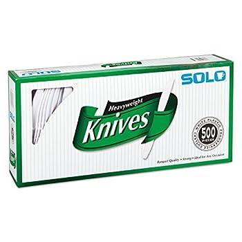heavy duty plastic knives