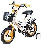 Actionbikes Kinderfahrrad Timson - 12 Zoll - V-Break Bremse vorne - Stützräder - Luftbereifung - Ab 2-5 Jahren - Jungen & Mädchen - Kinder Fahrrad - Laufrad - BMX – Kinderrad (12`Zoll)