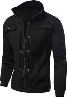 Autunno e inverno cappotto casual uomo slim bodyguard giovani ragazzi 'Baseball suit