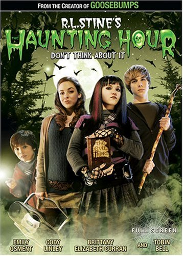 RL Stine s The Haunting Hour: Don t Think About It (Full Screen Edition)