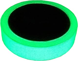 Glow in The Dark Green Luminous Tape Sticker 20 feet Length x 0.8 inch Width: Removable,..