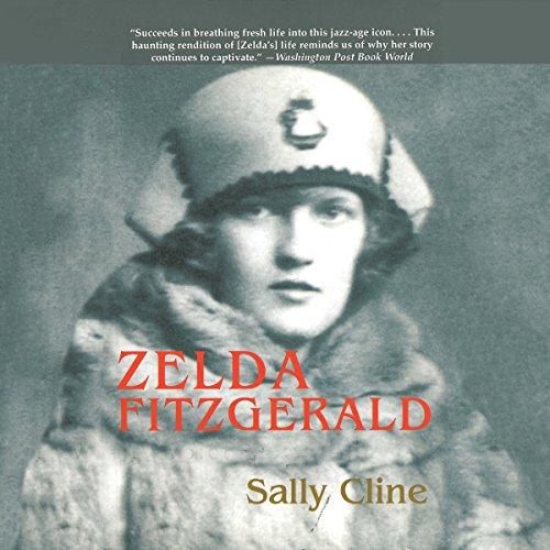 Zelda Fitzgerald audiobook cover art