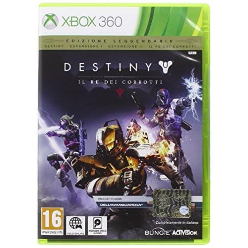 Destiny: Il Re dei Corrotti - Legendary Edition- Day-one - Xbox 360