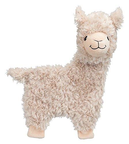 Trixie Hundespielzeug Lama aus Plüsch