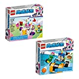 LEGO Unikitty Unikitty Bundle_2018 Building Kit, Multicolor (227 Pieces) (Discontinued by Manufacturer)