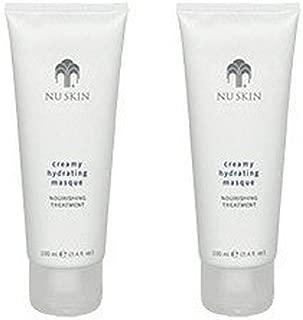 NuSkin Creamy Hydrating Masque - 3.4 Fl. Oz. - 2 tubes