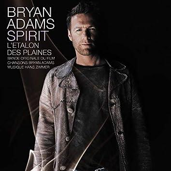 Spirit, l'étalon des plaines (Bande originale du film)