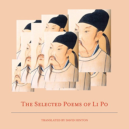 The Selected Poems of Li Po audiobook cover art