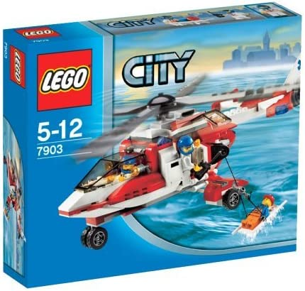 LEGO City 7903 Don't miss the campaign Max 57% OFF Helicopter Rescue