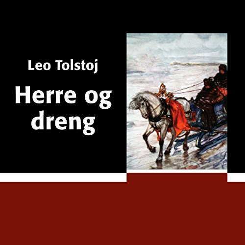 Herre og dreng audiobook cover art