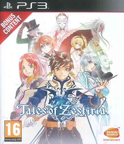 Tales of Zestiria (PlayStation 3) [importación inglesa]