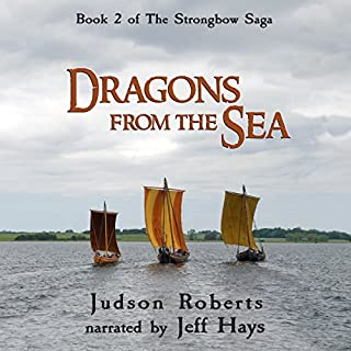 Dragons from the Sea audiobook cover art