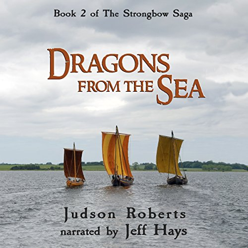 Couverture de Dragons from the Sea
