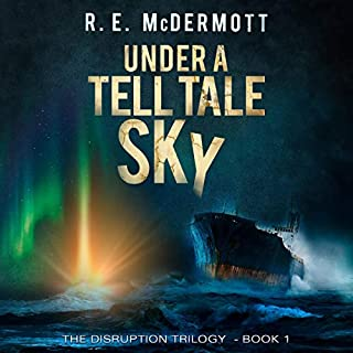 Under a Tell Tale Sky audiobook cover art