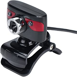 USB Webcam with Microphone Web Cam USB 2.0 Webcam Video Chat Recording Camera Веб Камераfor Desktop Skype Computer Pc