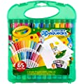 Crayola Pip Squeaks Washable Markers Set, Stocking Stuffer for Boys & Girls, Ages 4, 5, 6, 7 by Crayola