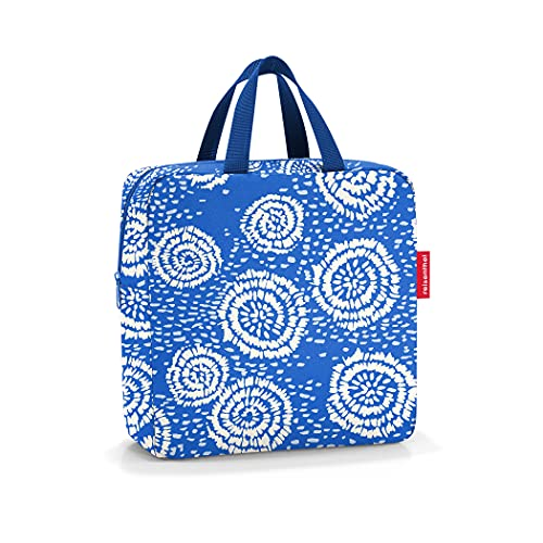 reisenthel Foodbox ISO M 28 x 28 x 10 cm 7 litri, Batik Strong Blue (Blu) - OX