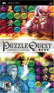Puzzle Quest: Challenge of the Warlords - Sony PSP by D3 Publisher [並行輸入品]