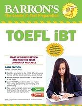 TOEFL Ibt (Barron's TOEFL IBT (w/CD audio)) by Pamela J. Sharpe (5-Jun-2013) Paperback