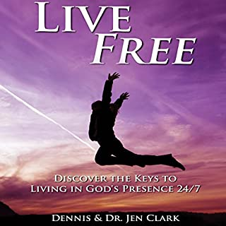 Live Free audiobook cover art