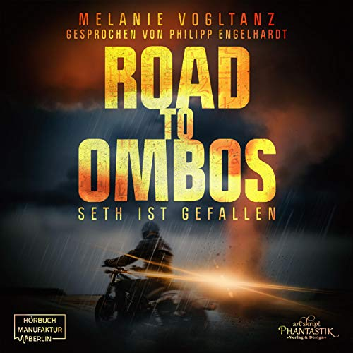 Road to Ombos (German edition) cover art