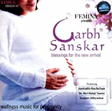 Garbh Sanskar: Blessings for the New Arrival (Audio CD with Transliterated Booklet of Mantras)