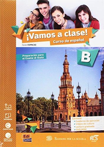 Vamos a clase. Con Lectura B-Extrakit. Per la Scuola media. Con CD-ROM. Con e-book. Con espansione online (Vol. 2)