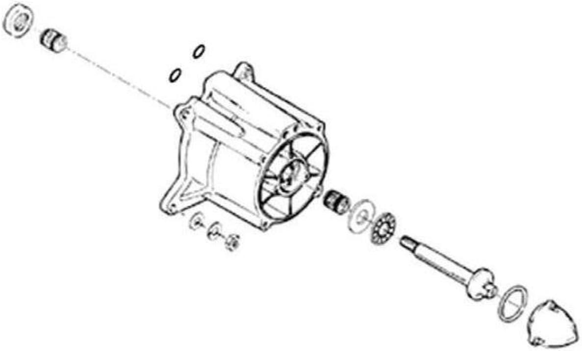 WSM 003-607 Max 55% 4 years warranty OFF Jet Repair Kit Pump