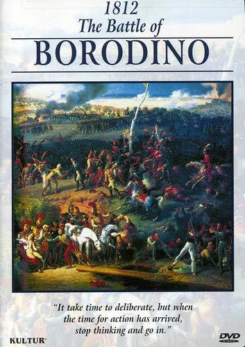 Campaigns of Napoleon: 1812 - Battle of Borodino [Reino Unido] [DVD]