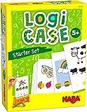 HABA 306120 - LogiCASE Set de Iniciación 5+, Juego Educativo. Más 5 años