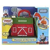 Mattel R9620-0 - Fisher-Price Thomas & seine Freunde Bauernhof Spielset -